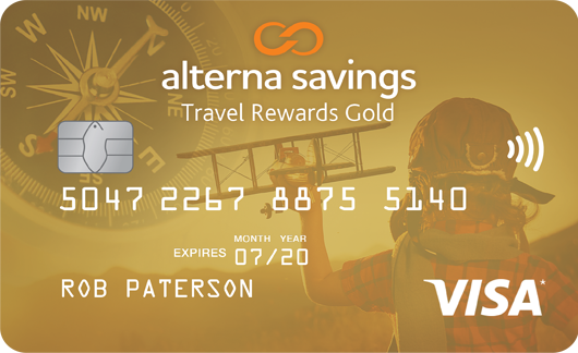 Travel VISA Card
