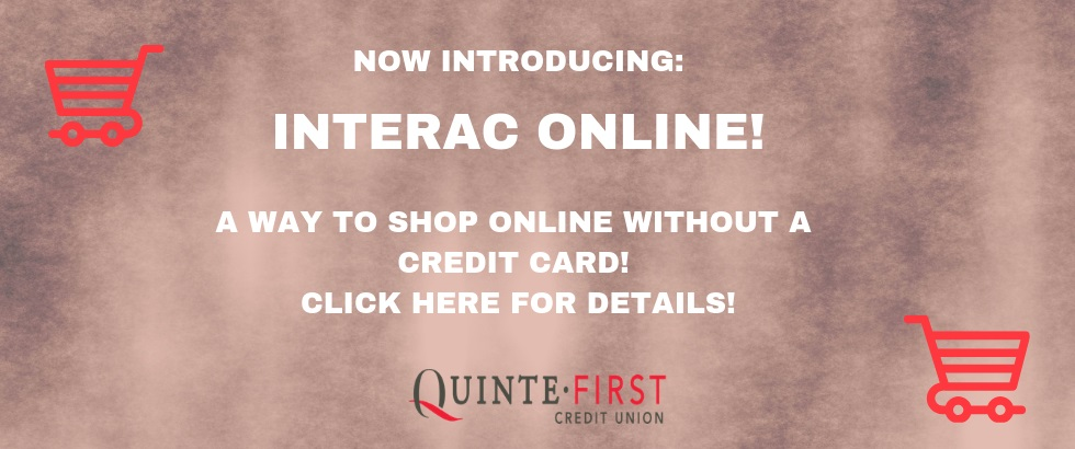 Introducing Interac Online