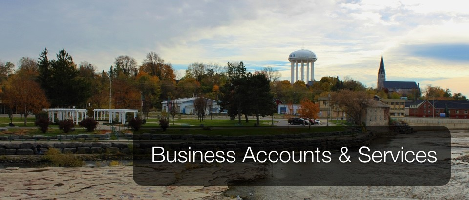 Business Accounts and Services